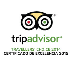 EL ALMEJAL LODGE & RAINFOREST RESERVE - PREMIO TRAVELLERS CHOICE