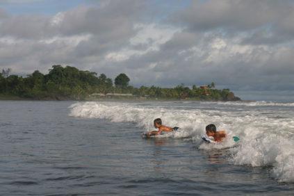 El Almejal - Body Surf Bahía Solano Pacífico colombiano