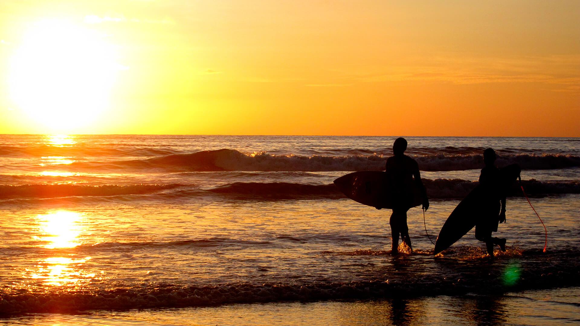 El Almejal surf