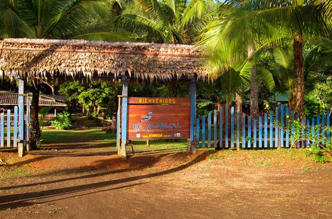 Instalaciones HOTEL EL ALMEJAL Pacifico colombiano