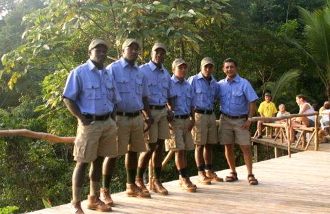 Equipo de Trabajo - El Almejal - Hoteles en Bahía Solano Pacífico Colombiano