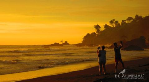 Playa El Almejal - Hoteles en Bahía Solano