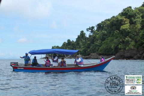 Experiencias Río Chadó - El Almejal - Hoteles en Bahía Solano Pacífico Colombiano