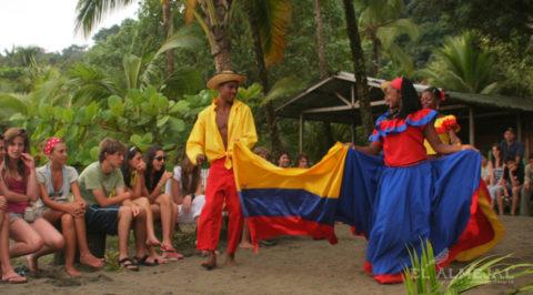 actividades Hotel El Almejal en el pacifico colombiano