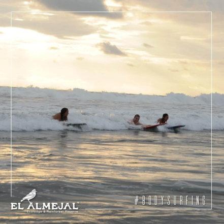 El Almejal - Body Surf Bahía Solano