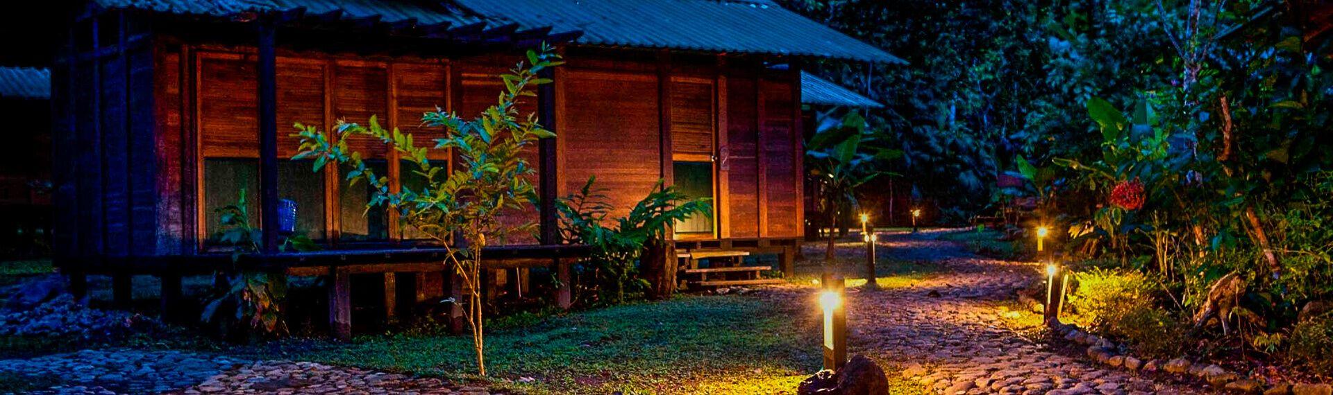 El Almejal - Reserve & Lodge Pacífico Colombiano