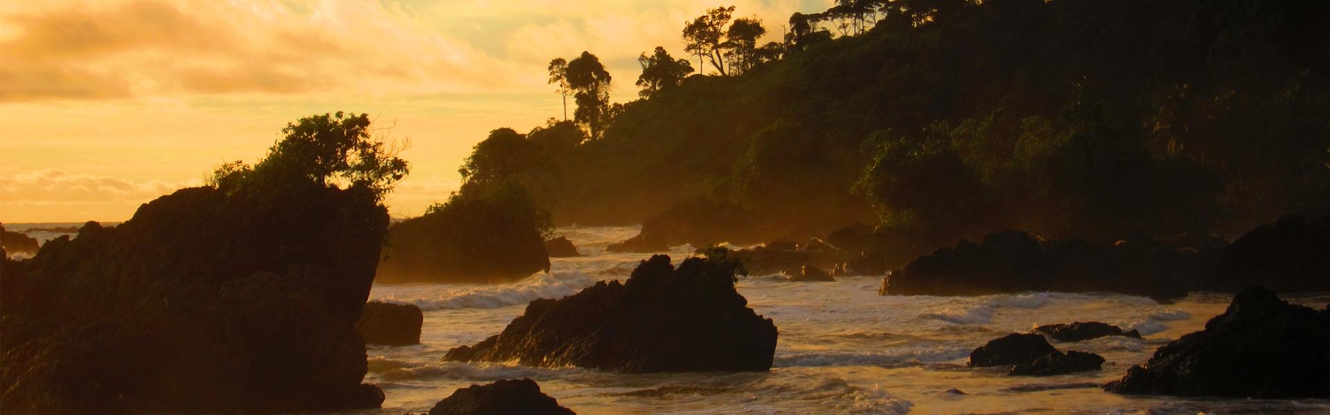 Atardecer Pacífico Colombiano - El Almejal