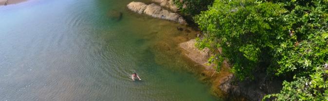 Atractivos naturales de Bahía Solano